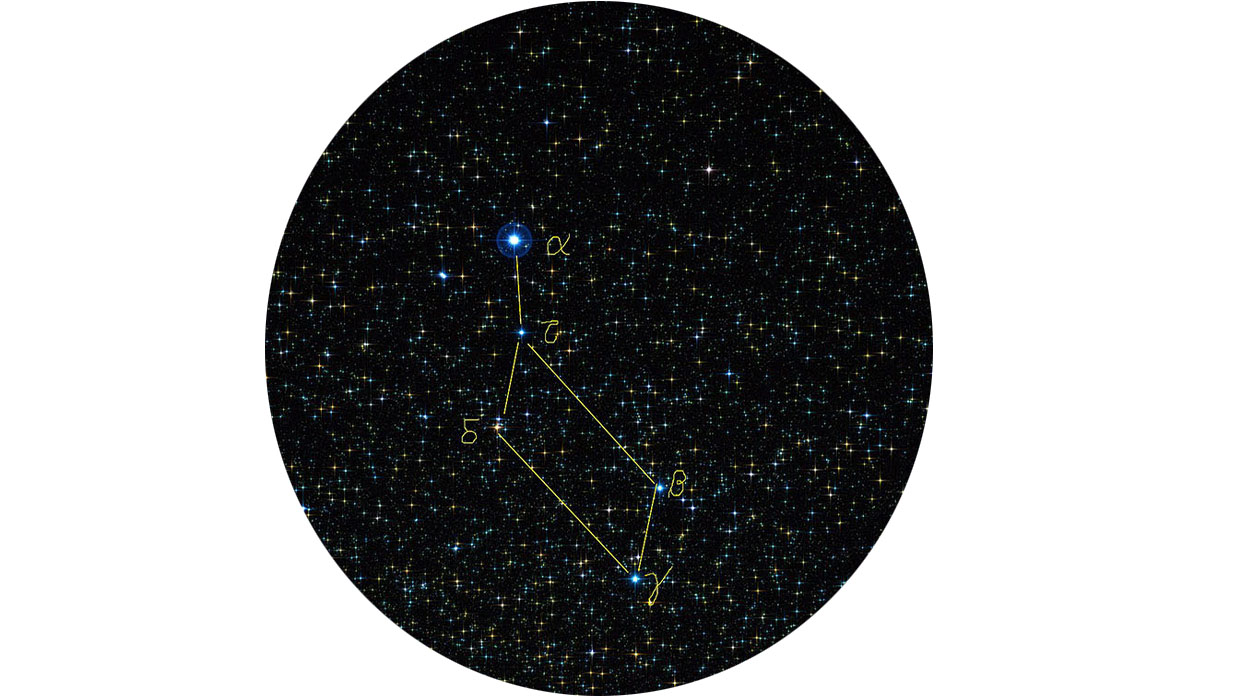 Villa Lyra's name is inspired from the well-known constellation Lyra